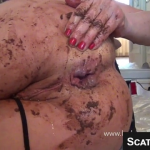 Dirty BBW Lesbians Enjoy Scat Play Together And Other Acts